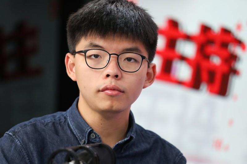 Báo Trung Quốc cáo buộc Hoàng Chi Phong nhận tiền của Mỹ - ảnh 1