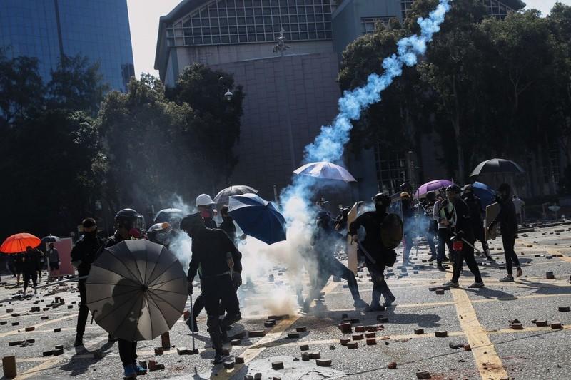 Hong Kong: Sẽ biểu tình mỗi ngày, không chỉ cuối tuần - ảnh 2