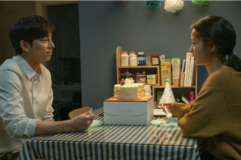 """Các ngôi sao trong bộ phim """"Kim Ji-young. Sinh năm 1982"""" - bộ phim nói về nữ quyền, gây ra rất nhiều tranh cãi thậm chí phải chia tay giữa nhiều cặp đôi ở Hàn Quốc. Ảnh: SCMP"""