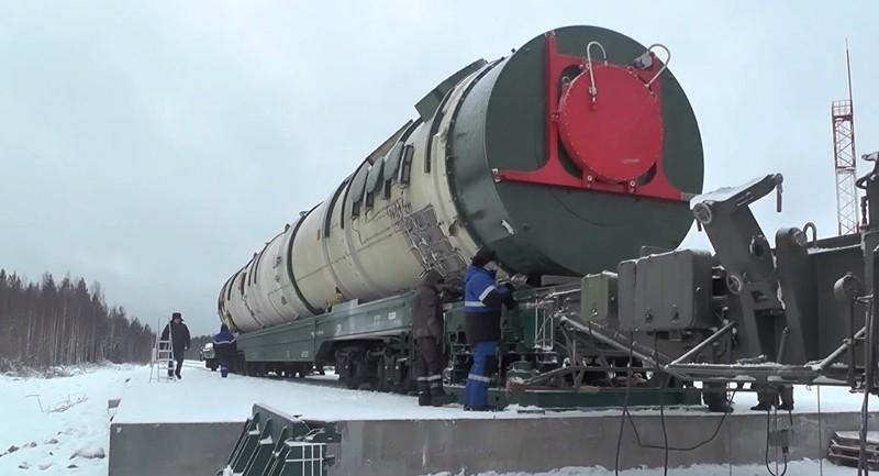Nga: Sẵn sàng đưa 2 tên lửa đạn đạo mạnh vào hiệp ước với Mỹ - ảnh 1