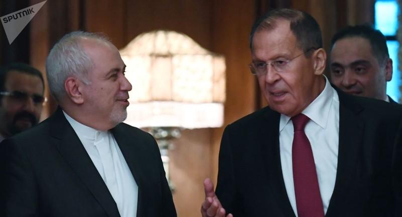 Ông Lavrov: Phương Tây cố tình kích động căng thẳng Trung Đông - ảnh 1