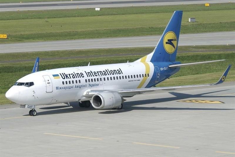 Một máy bay Boeing 737 của hãng hàng không Ukrainian Airlines đã bị rơi ở Tehran sáng ngày 8-1. Ảnh: FLICKR