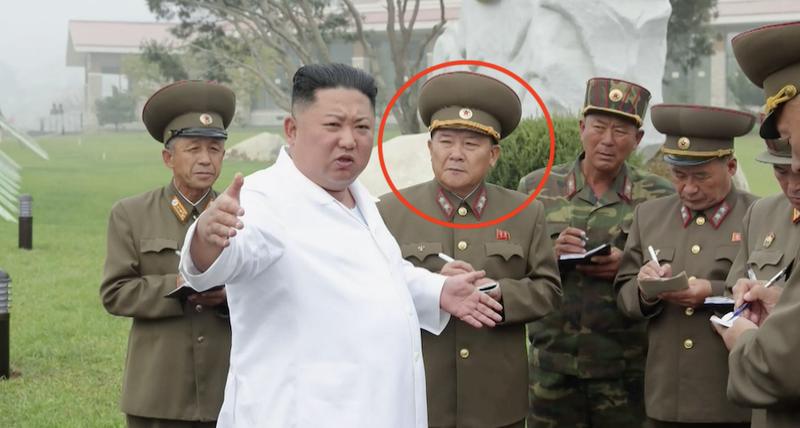 Triều Tiên thay bộ trưởng Quốc phòng - ảnh 1