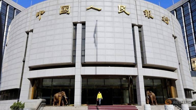 Ngân hàng Trung ương Trung Quốc sẽ bơm 1.200 tỉ nhân dân tệ (tương đương 173,8 tỉ USD) vào thị trường hỗ trợ kinh tế chống chọi với dịch Corona. Ảnh: REUTERS