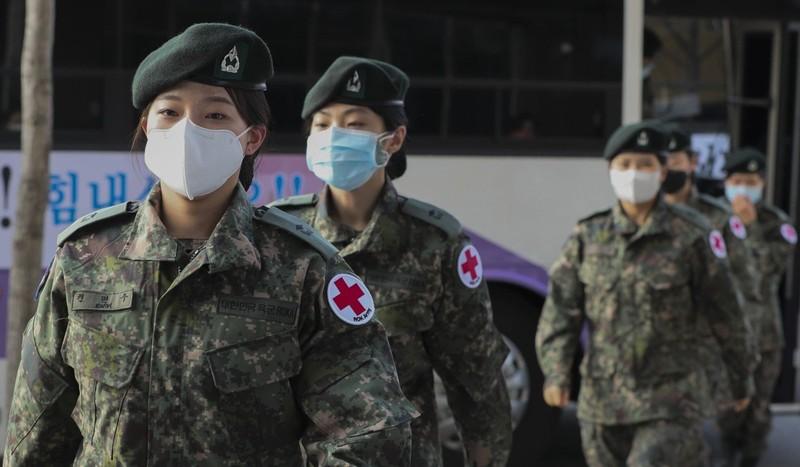 COVID-19: Hàn Quốc gặp đại sứ Mỹ đề nghị không hạn chế đi lại - ảnh 1