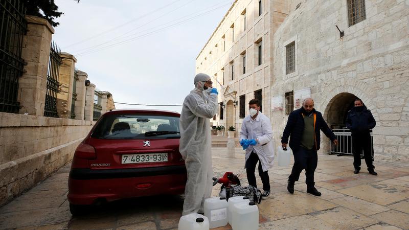 COVID-19: 15 người Mỹ bị cách ly ở Bethlehem - Palestine - ảnh 3