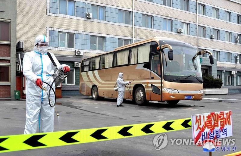 COVID-19: Triều Tiên dỡ cách ly cho 3.650 người - ảnh 1