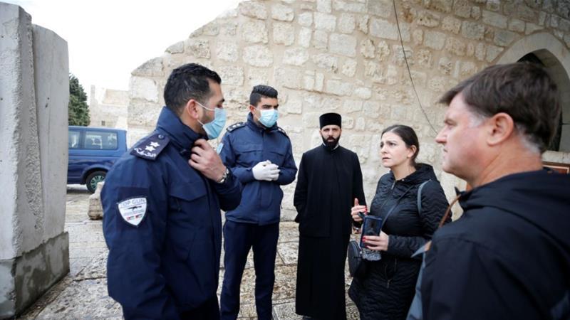 COVID-19: 15 người Mỹ bị cách ly ở Bethlehem - Palestine - ảnh 1