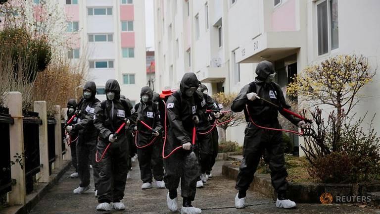 COVID-19 Hàn Quốc: Báo động tình trạng lây nhiễm công sở Seoul - ảnh 4
