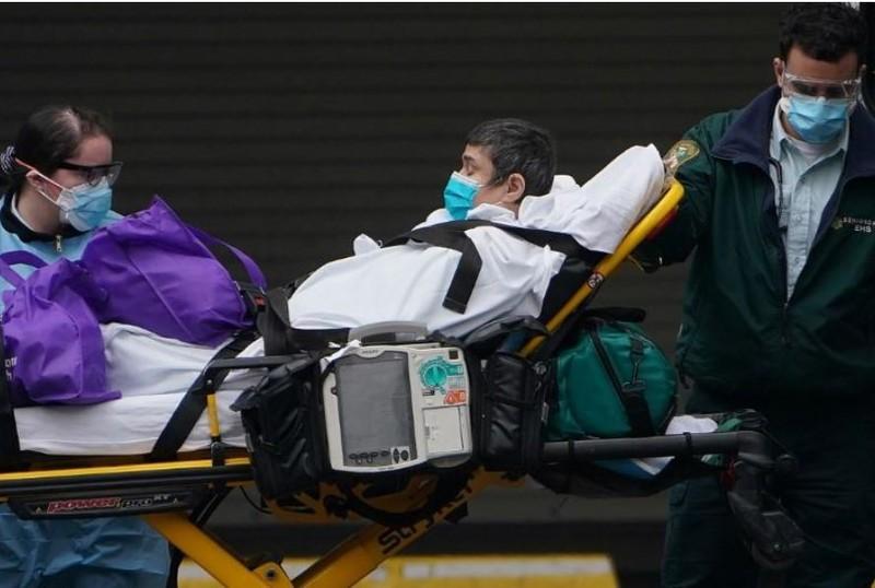 COVID-19 Mỹ: Chết hơn 1.000, kỷ lục 16.000 ca nhiễm mới 1 ngày - ảnh 2