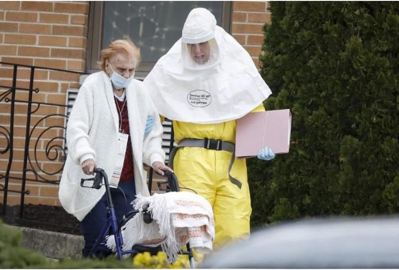 COVID-19 Mỹ: Chết hơn 1.000, kỷ lục 16.000 ca nhiễm mới 1 ngày - ảnh 4