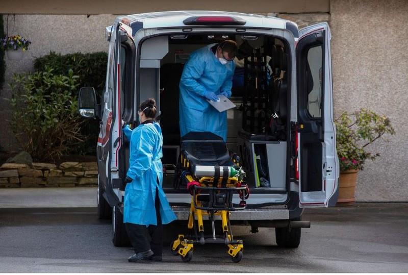 COVID-19 Mỹ: Chết hơn 1.000, kỷ lục 16.000 ca nhiễm mới 1 ngày - ảnh 5