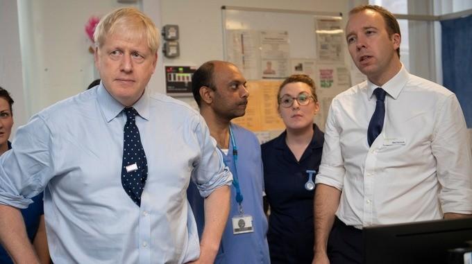 Anh có kế hoạch B nếu nội các ông Johnson nhiễm COVID-19 hết? - ảnh 1
