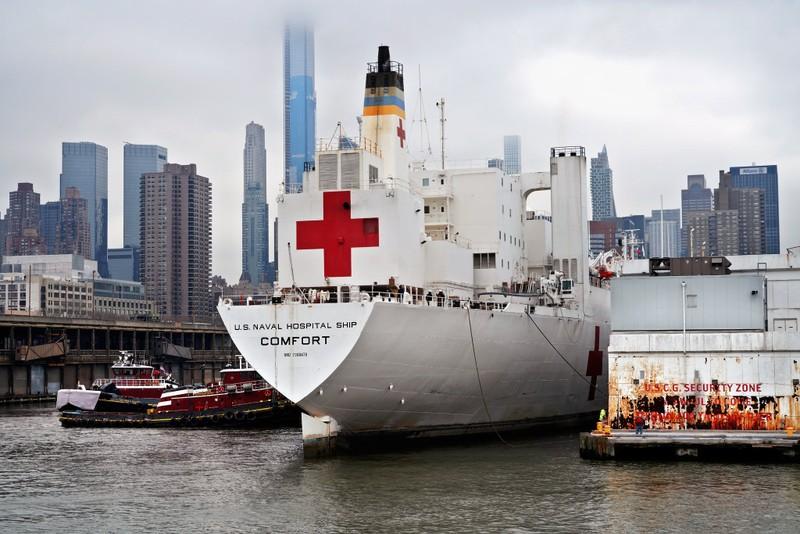 Thảm cảnh New York: Chết do COVID-19 đã hơn khủng bố 11-9  - ảnh 4