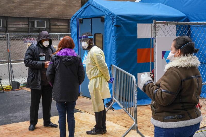 Thảm cảnh New York: Chết do COVID-19 đã hơn khủng bố 11-9  - ảnh 1