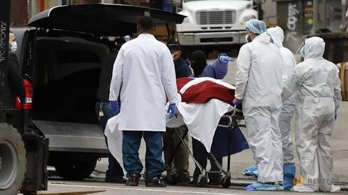 Thảm cảnh New York: Chết do COVID-19 đã hơn khủng bố 11-9  - ảnh 2