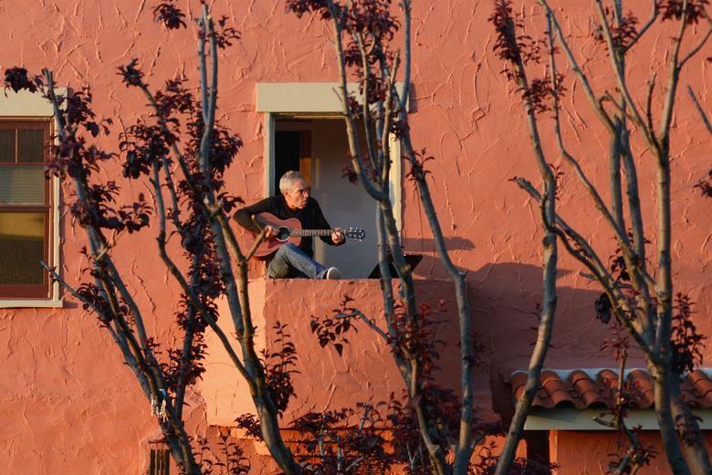 Chùm ảnh: Muôn kiểu 'ở nhà' khắp thế giới mùa COVID-19 - ảnh 23