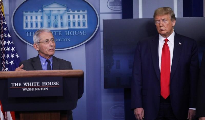 Ông Trump nói sẽ tự quyết mở cửa kinh tế, liệu có được không? - ảnh 2