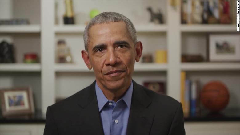 Liệu ông Obama có đưa được ông Biden vào Nhà Trắng? - ảnh 1