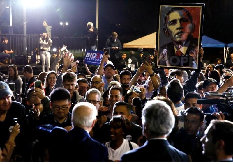 Liệu ông Obama có đưa được ông Biden vào Nhà Trắng? - ảnh 5