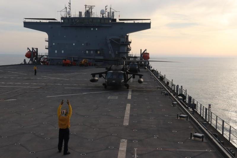 Đọ hỏa lực Mỹ-Iran, liệu tàu Mỹ sẽ 'bắn phá' tàu Iran thế nào? - ảnh 4