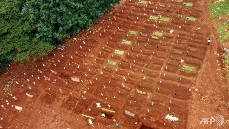 Chuyện những người đào huyệt chôn người chết vì COVID-19 - ảnh 1
