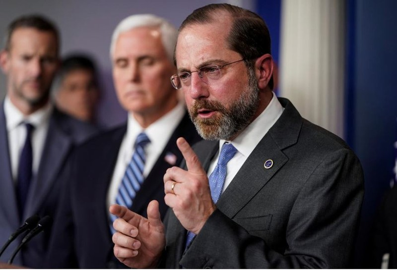 Mỹ sẽ thay Bộ trưởng Y tế? - ảnh 1