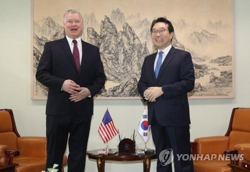 Mỹ - Hàn điện đàm giữa đồn đoán sức khỏe ông Kim - ảnh 1