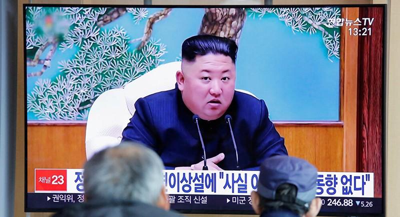 Ông Trump nói biết sức khỏe ông Kim thế nào nhưng chưa thể nói - ảnh 2