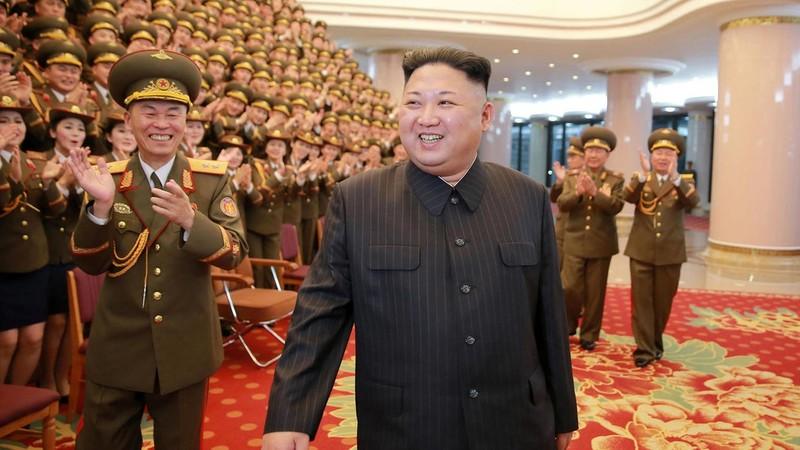Mỹ - Hàn điện đàm giữa đồn đoán sức khỏe ông Kim - ảnh 2