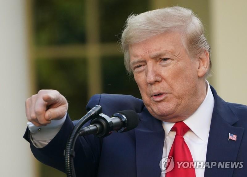 Ông Trump nói biết sức khỏe ông Kim thế nào nhưng chưa thể nói - ảnh 1
