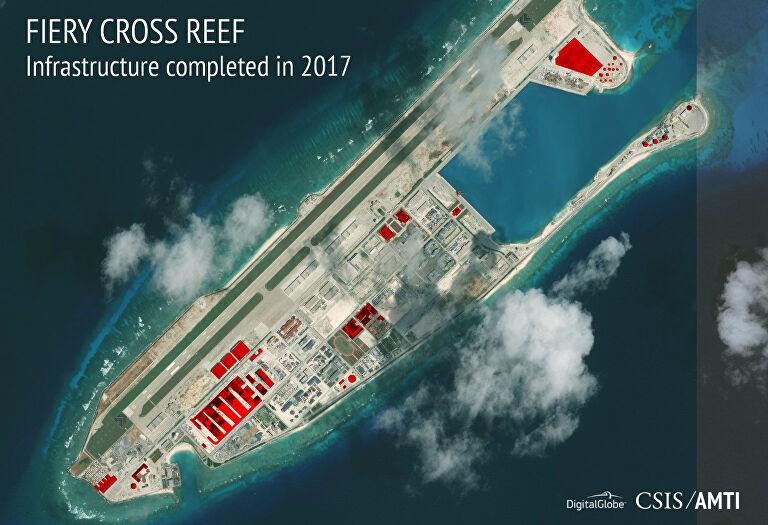 Tàu chiến Trung Quốc đụng độ tàu chiến Mỹ ở biển Đông - ảnh 4