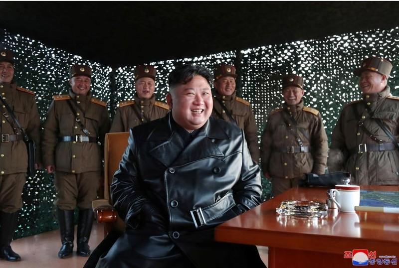 Loạt ảnh vệ tinh củng cố khả năng ông Kim đang ở Wonsan - ảnh 4