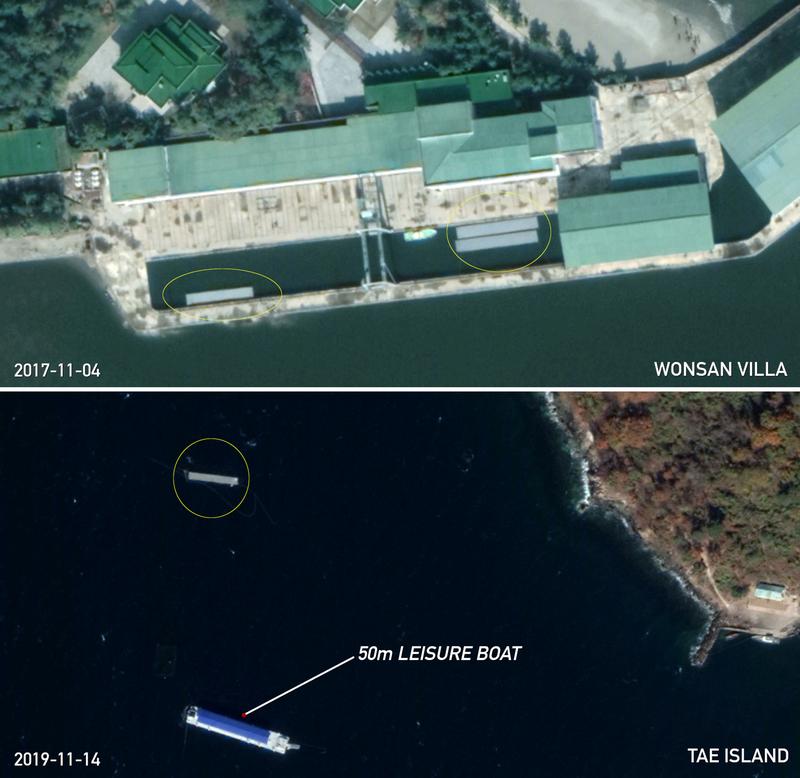 Loạt ảnh vệ tinh củng cố khả năng ông Kim đang ở Wonsan - ảnh 3