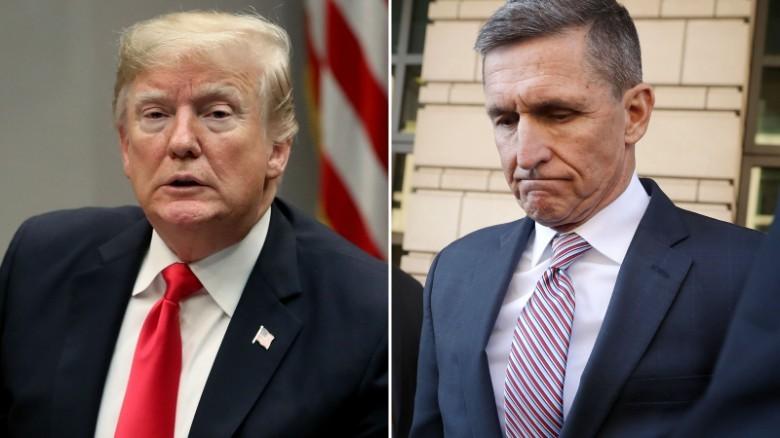 Ông Trump nói có thể đưa ông Flynn quay lại Nhà Trắng - ảnh 1