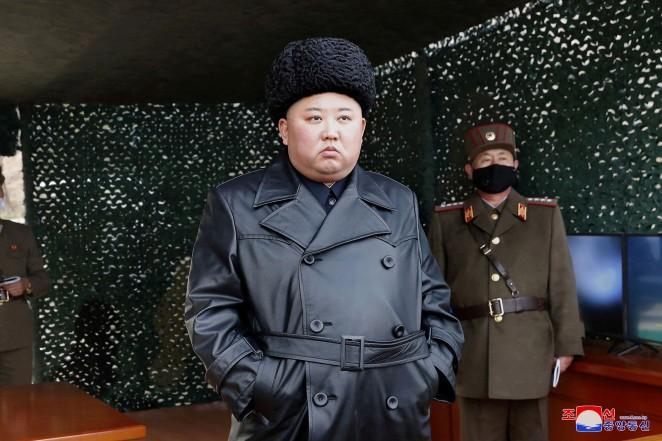 Lãnh đạo tình báo Đài Loan nói ông Kim 'bị bệnh' - ảnh 2