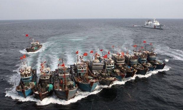 Trung Quốc lại ngang ngược cấm đánh bắt cá ở biển Đông - ảnh 1