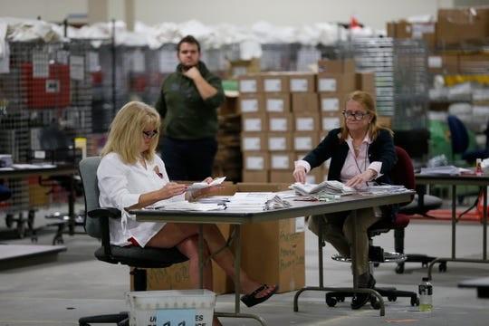 Mỹ có thể phải bầu cử tổng thống qua thư gửi bưu điện - ảnh 1