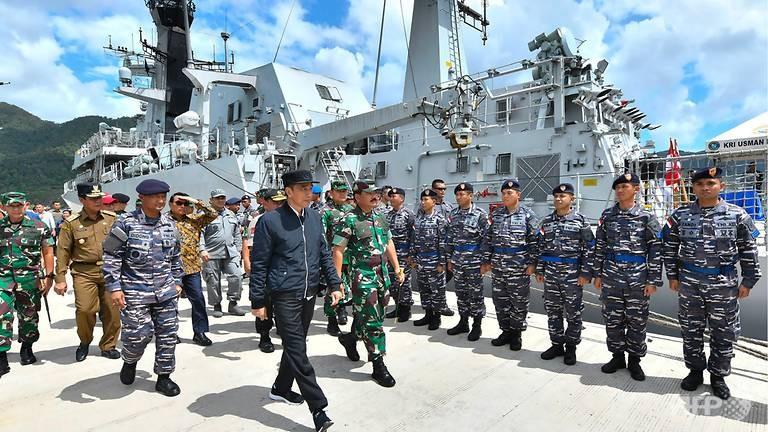 Indonesia lên tiếng về các diễn biến gần đây trên Biển Đông - ảnh 3
