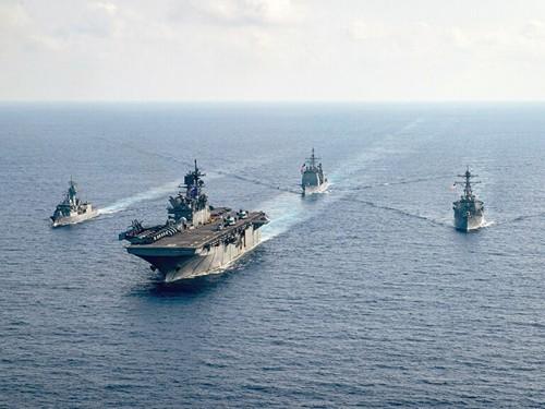 Indonesia lên tiếng về các diễn biến gần đây trên Biển Đông - ảnh 5