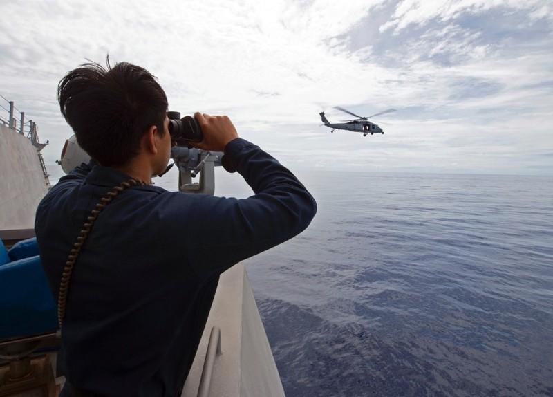 Giải mã hành động của Mỹ, Trung Quốc gần đây ở Biển Đông - ảnh 2