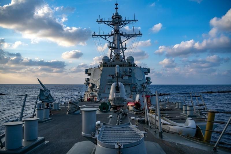 Giải mã hành động của Mỹ, Trung Quốc gần đây ở Biển Đông - ảnh 1