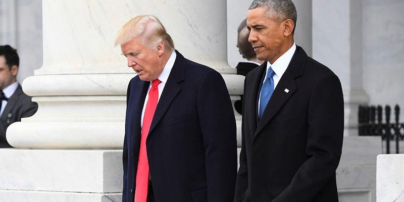 Ông Trump chỉ trích ông Obama phạm 'tội ác chính trị' - ảnh 1
