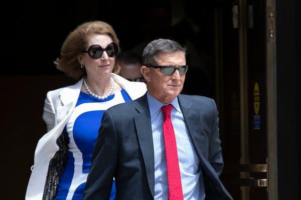 Rút cáo buộc, Bộ Tư pháp Mỹ vẫn không dễ cứu được ông Flynn - ảnh 3