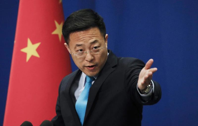 Trung Quốc nói Mỹ 'bôi nhọ' mình vụ ăn cắp nghiên cứu vaccine - ảnh 1