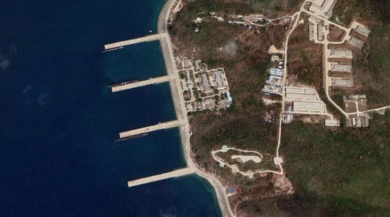 Máy bay P-8A Mỹ do thám căn cứ Du Lâm của Trung Quốc? - ảnh 3