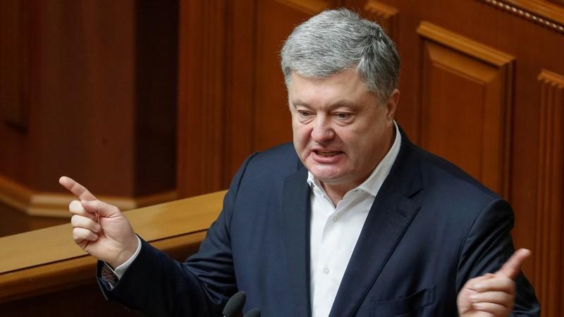 Cựu TT Ukraine Poroshenko bị điều tra về liên hệ với ông Biden - ảnh 1