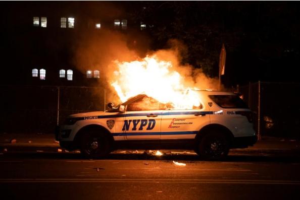 Lo ông Trump 'liên bang hóa' Vệ binh Quốc gia xử lý biểu tình - ảnh 3
