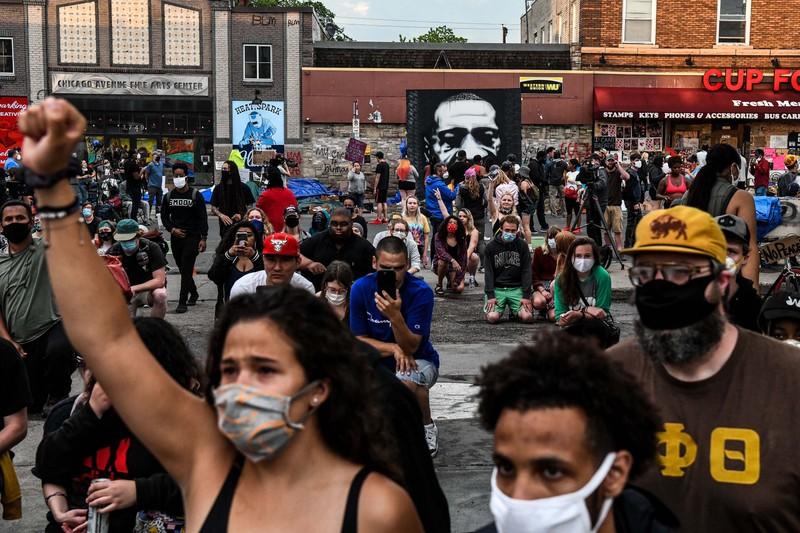 Trung Quốc: Hy vọng Mỹ có biện pháp chống phân biệt chủng tộc - ảnh 2