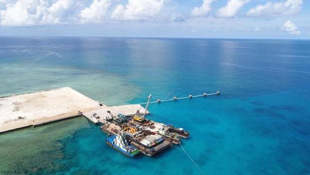 Philippines định chi 26 triệu USD cải tạo trái phép đảo Thị Tứ - ảnh 1